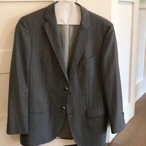 Hugo Boss sport coat 40R slightly used